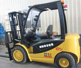 Diesel Engine Internal Combustion Forklift Low Fuel Consumption 3000kg Capacity