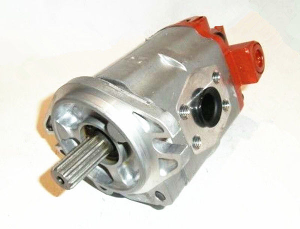 Hydraulic Pump Mitsubishi Forklift Engine Parts Aluminium Material For Gear Pump